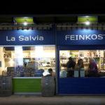 "Das ""La Salvia"" am Yppenplatz in Wien-Ottakring"