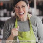 Irene StrobI verkauft was sie selbst am liebsten hat: Delikatessen aus Friaul und Slowenien.