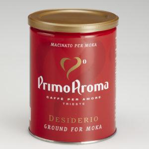 Caffè Desiderio Barttolo - Macinato per moka
