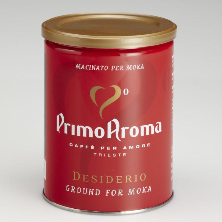 Cafè Desiderio von Primo Aroma (gemahlen)