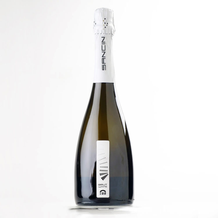 Brut White Spumante, Sancin
