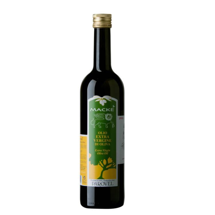 MACKÈ Olivenöl Extra Vergine, Parovel
