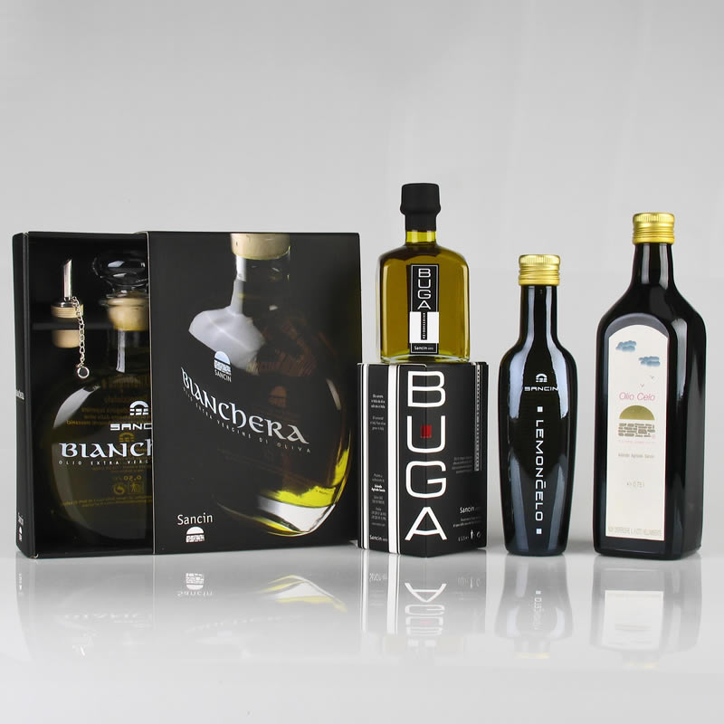 Olivenöl Sancin Panoramica