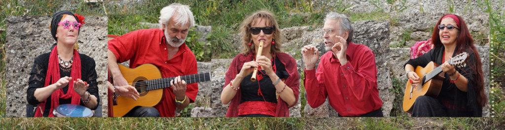 All'Arrabbiata - Konzert La Salvia 2014