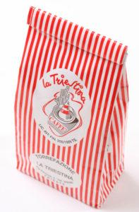 Unvergleichlichen aromatischen Triestiner Kaffeegeschmack und -duft