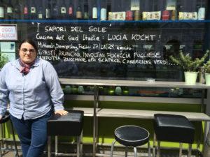 Lucia Police - Cucina del sud Italia