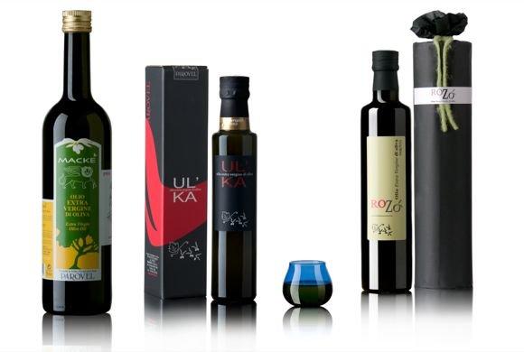 Olivenöl - und Weinverkostung mit Elena Parovel / vinja barde, Triest