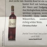Josko Renčels Rosé - Rondo Der Standard