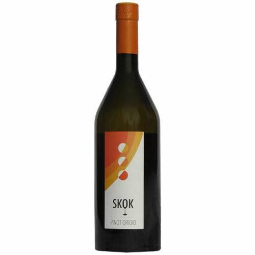 Pinot Grigio DOC 2018, Skok