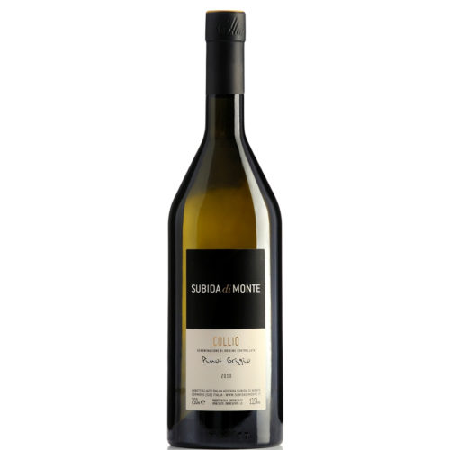 Pinot Grigio 2018, Subida di Monte