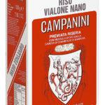 Vialone Nano von der Risiera Campanini aus Mantua