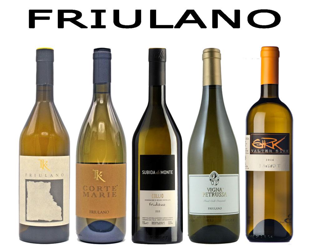 Friulano, ein Universalist