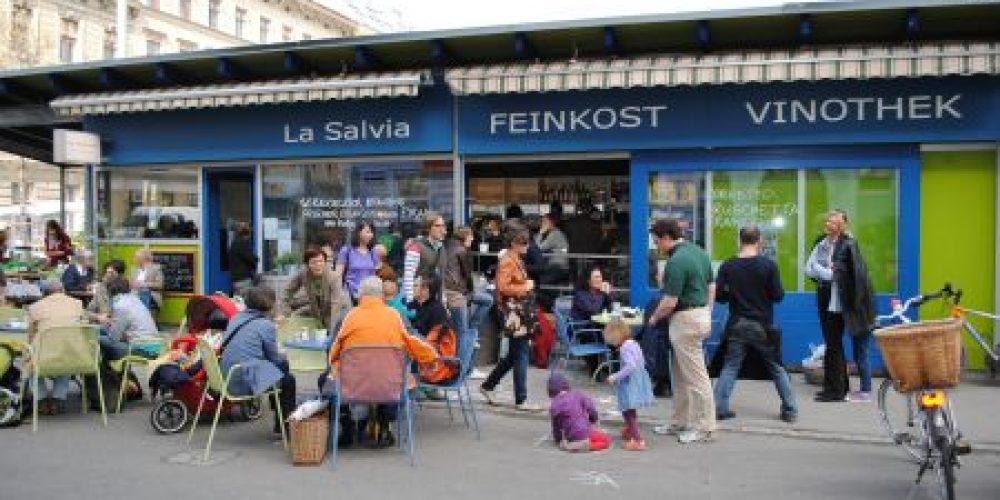 Yppenplatz und Brunnenmarkt