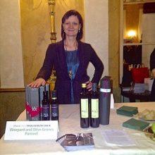 Olivenöl –  und Weinverkostung