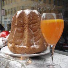 Hot Aperol, Prosecco und Panettone