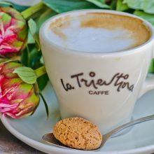 Ein kleiner Caffè in Triest