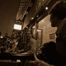 Konzert ROSALINA und die Polka Dots