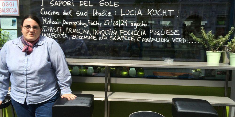 I SAPORI DEL SOLE – Lucia in cucina